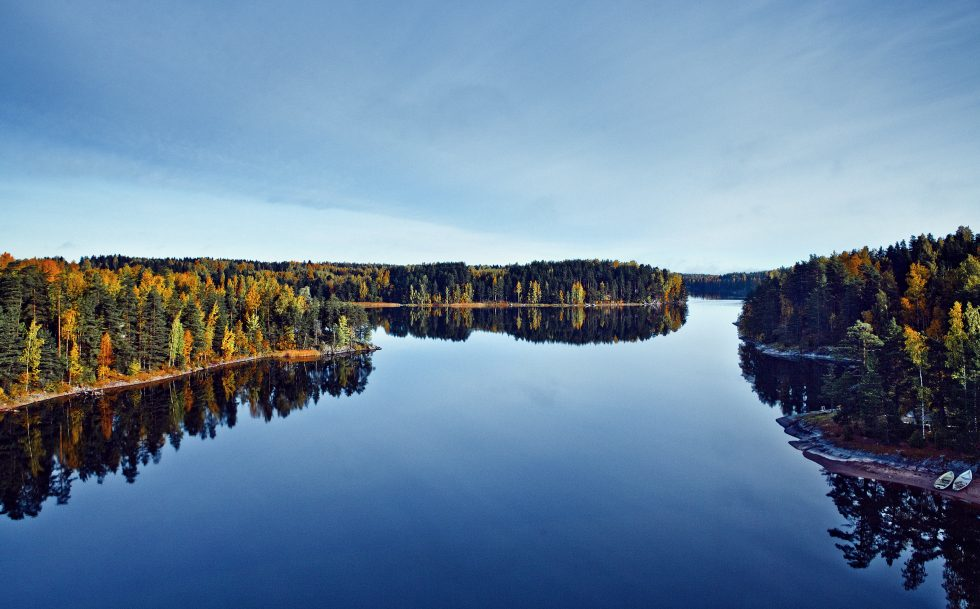 Finland Lakes