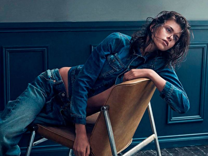MIX AND MATCH: THE DENIM JACKET