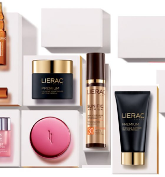 MY LIERAC BEAUTY ROUTINE