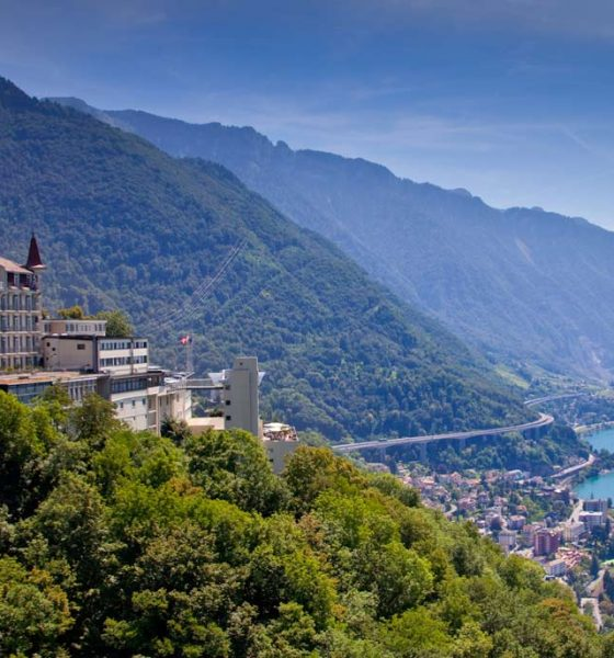 A CONVERSATION ABOUT LUXURY IN GLION