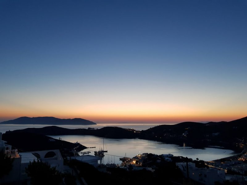 IOS – THE MOST ROMANTIC SUNSETS OF THE CYCLADES