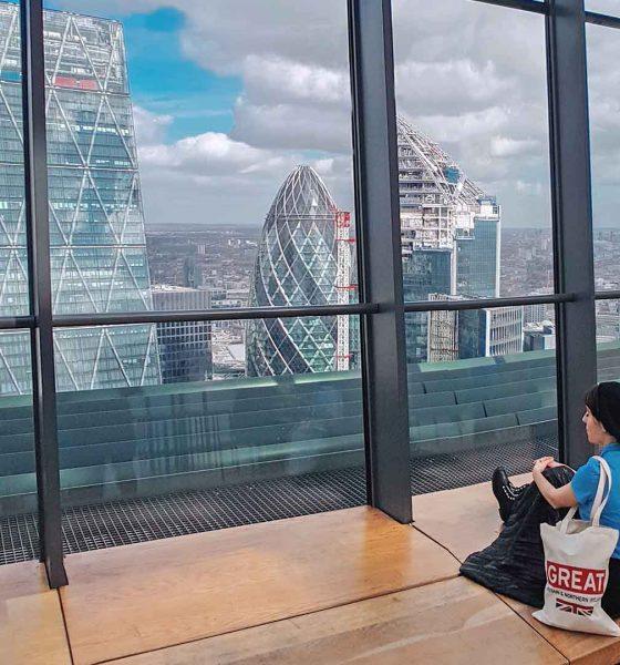 LONDON – DAY 1 – DESIGN MUSEUM