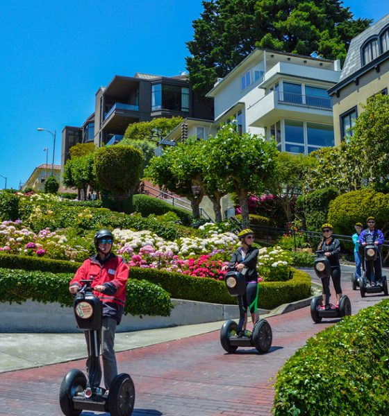 ON A SEGWAY TOUR WITH MUSEMENT!