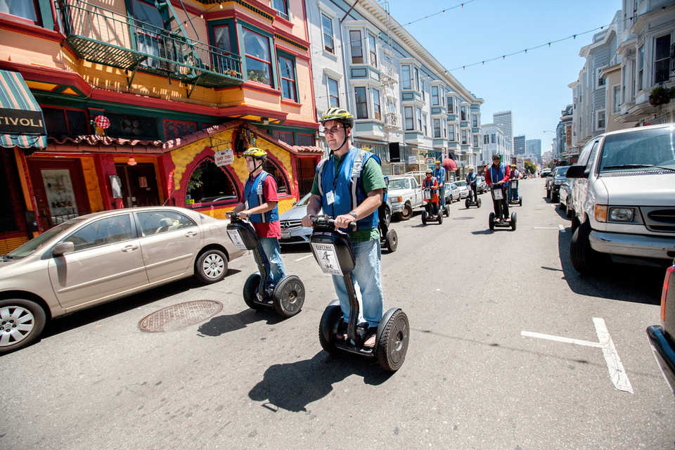 2 1 - ON A SEGWAY TOUR WITH MUSEMENT!
