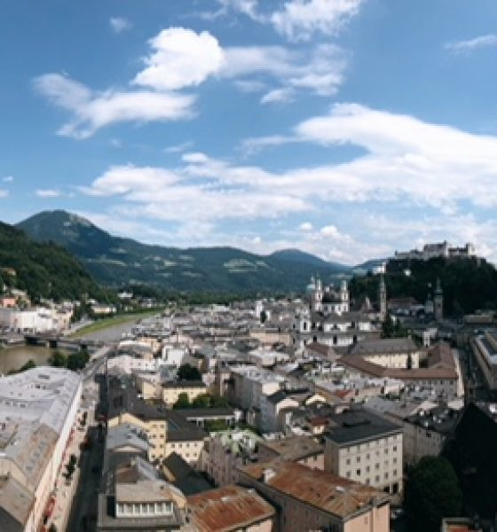 SALZBURGER LAND : EXPLORING THE CITY IN A FEW  DAYS