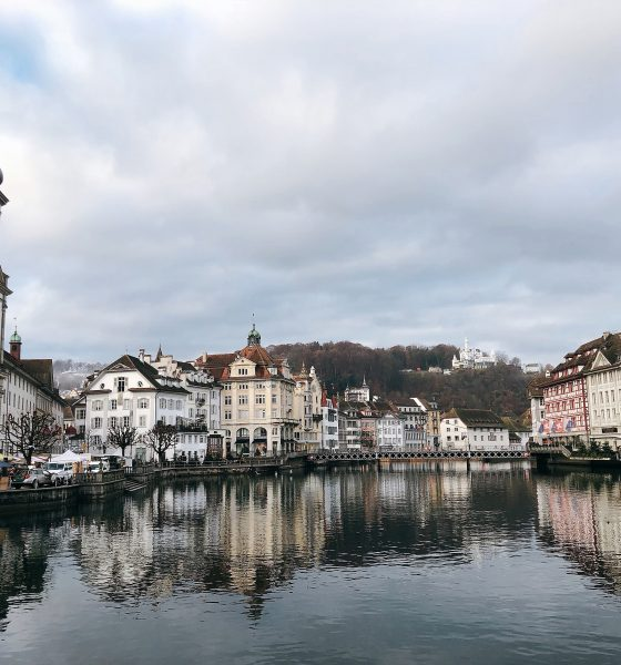 THE LOVELY LUZERN, SWITZERLAND