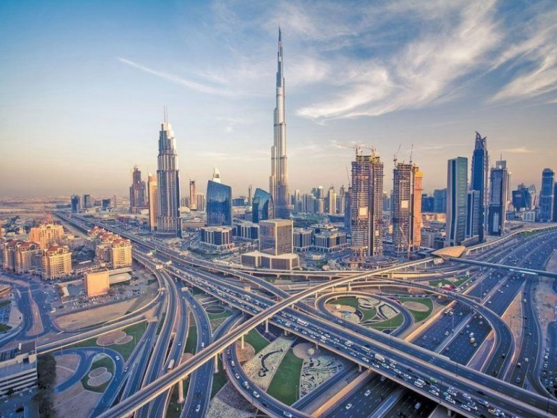 DUBAI: PROJECTED INTO THE FUTURE [DAY 1]