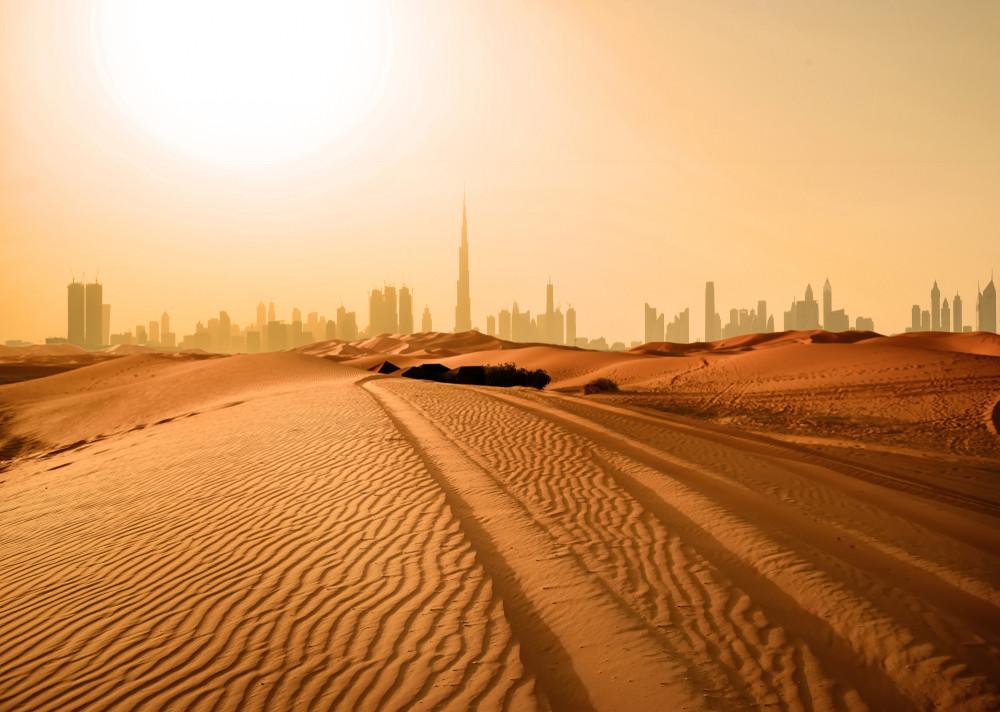 DUBAI: PROJECTED INTO THE FUTURE [DAY 2 and 3] – FEDERICA DI NARDO