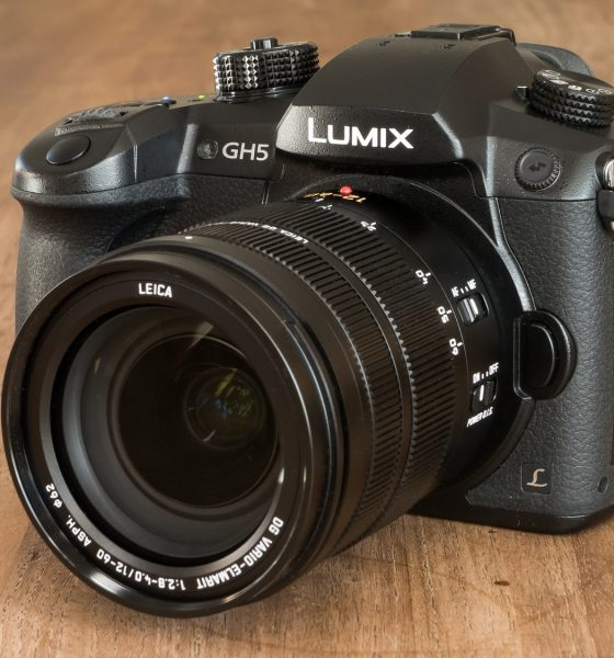 PANASONIC GH5 : MY CAMERA FOR VIDEOS