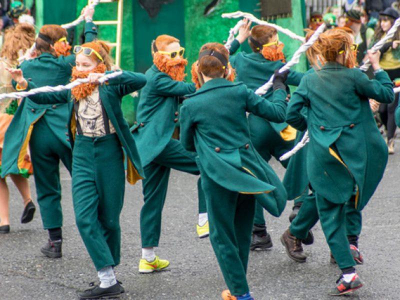 ST PATRICK'S DAY IN DUBLIN