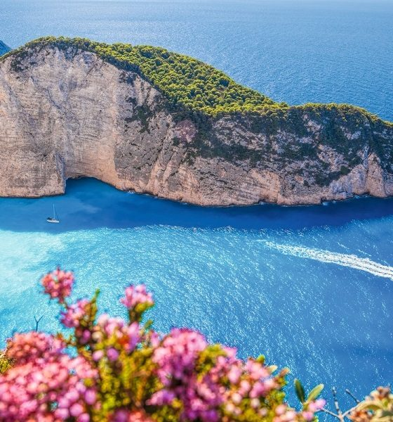 DISCOVERING THE ISLAND OF ZANTE