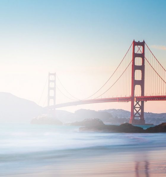 A BLAST IN SAN FRANCISCO