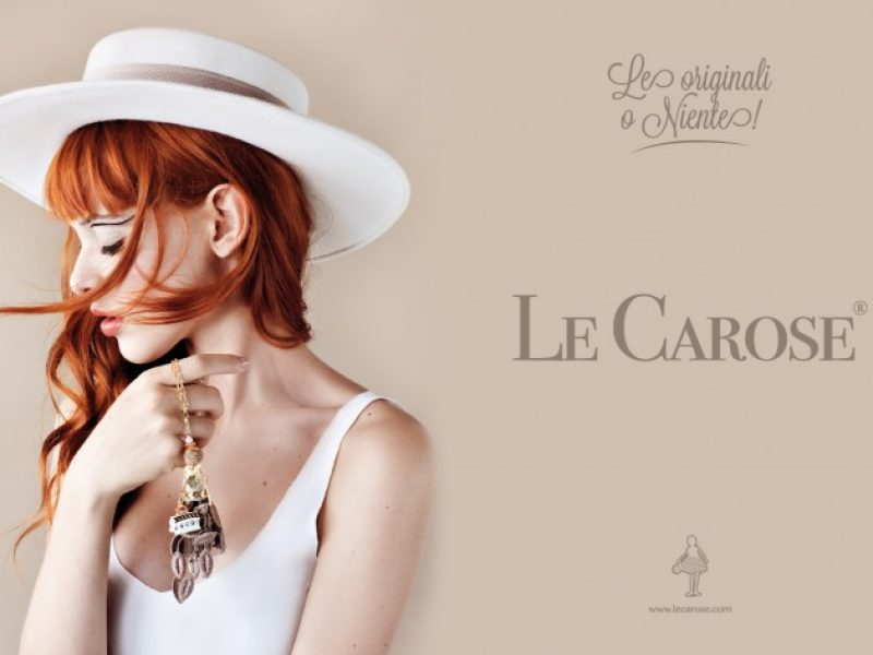 LE CAROSE, JEWELS MADE IN ITALY