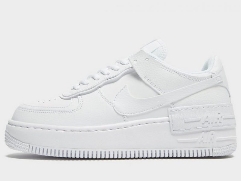 NIKE AIR FORCE ONE: MY FAVE TRAVELING SHOES